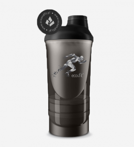Shaker Eco&Fit Black Edition